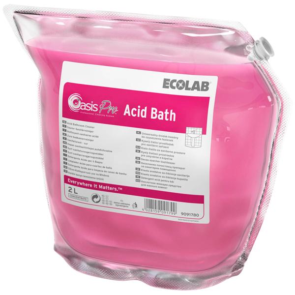 Ecolab Oasis Pro Acid Bath