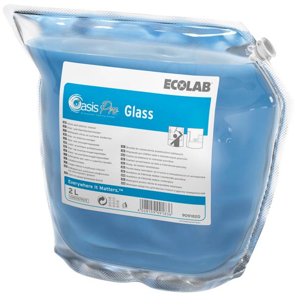 Ecolab Oasis Pro Glass