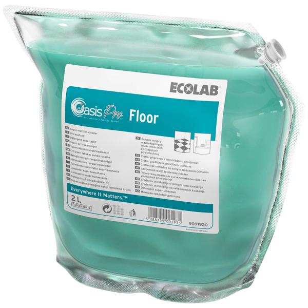 Ecolab Oasis Pro Floor
