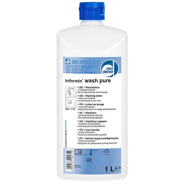 Dr. Weigert Triformin wash pure 1l