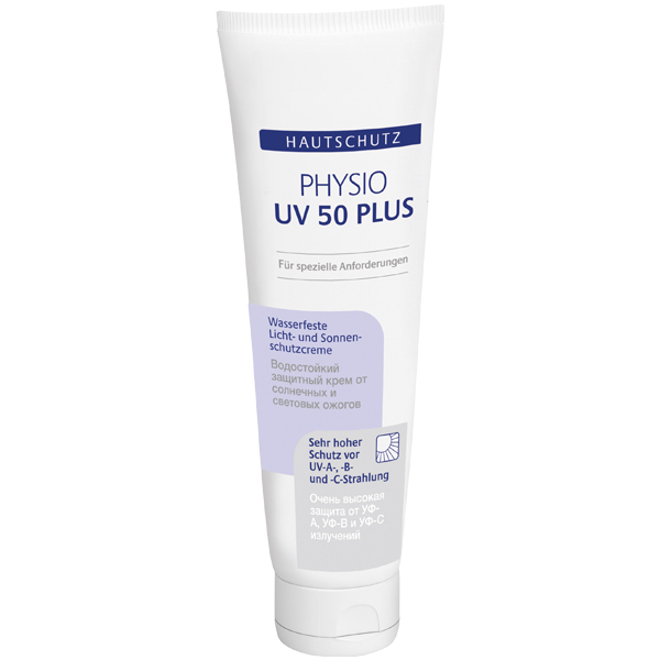 Physioderm PHYSIO UV SUN 50 Plus Sonnenschutz 100 ml