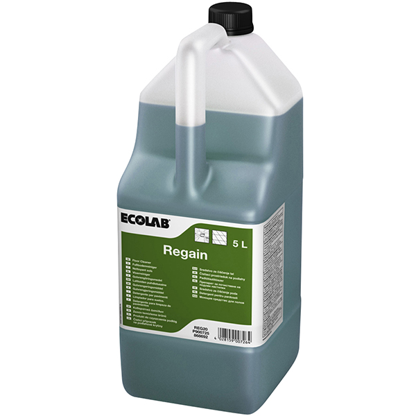 ECOLAB Regain Küchen-Fußbodenreiniger 2 x 5 Liter