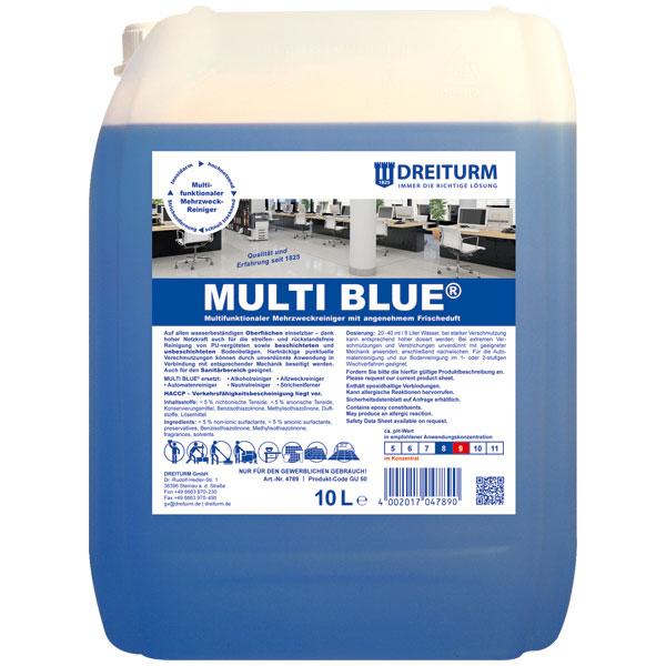 Dreiturm Multi blue 10 l