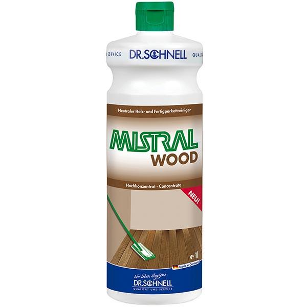 Dr.Schnell Mistral Wood Holz- & Fertigkparkettreiniger 1 Liter online kaufen - Verwendung 1