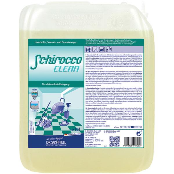 Dr. Schnell Schirocco Clean