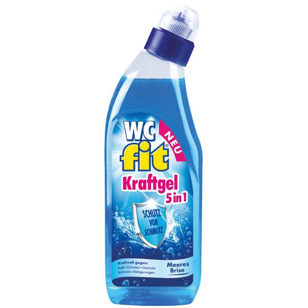 Fit WC Kraft-Gel WC-Reiniger