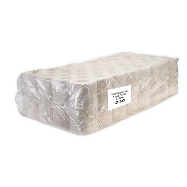 Contreda Krepp Toilettenpapier natur ( 64 Rollen )
