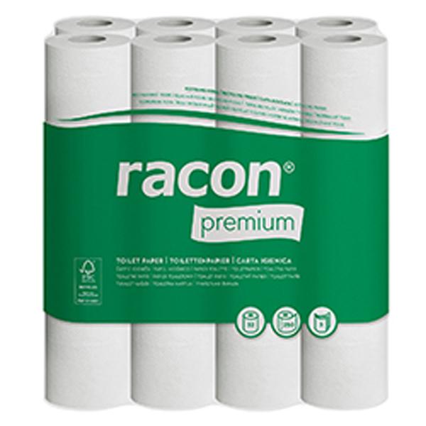 Racon Premium Toilettenpapier - 32 Rollen