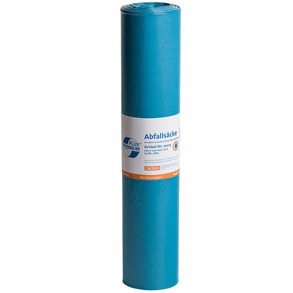 Deiss Abfallsack 120 Liter - blau