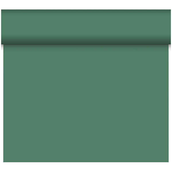 Duni Tischläufer 40 cm x 24 m (perforiert) jägergrün