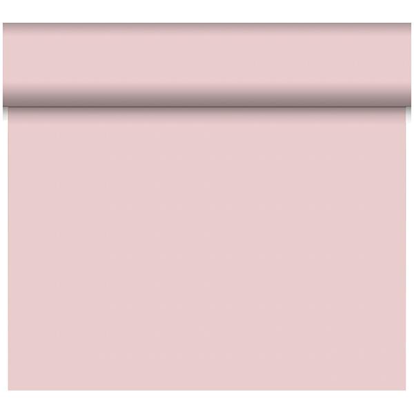 Duni Tischläufer 40 cm x 24 m (perforiert) mellow-rose