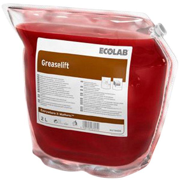 Ecolab Greaselift - Grillreiniger & Fettlöser 2 x 2 Liter online kaufen - Verwendung 1