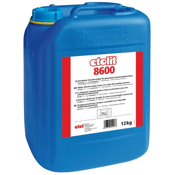 etolit® 8600 Geschirreiniger 25 kg online kaufen - Verwendung 1