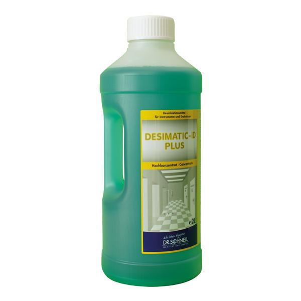 Dr.Schnell Desimatic-ID Plus Desinfektionsreiniger 2 Liter