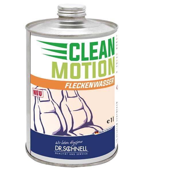 Dr. Schnell CleanMotion Fleckenwasser
