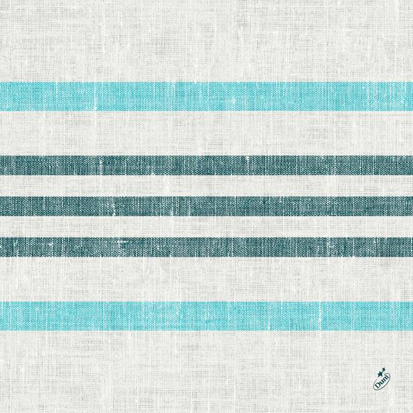 Duni Klassik Zelltuchservietten 40 x 40 cm raya-blue
