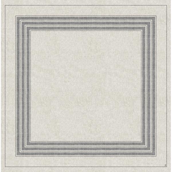 Duni Mitteldecke 84 x 84 cm cocina-black