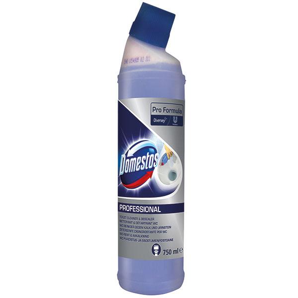 Domestos Professional WC-Reiniger & Entkalker 750 ml