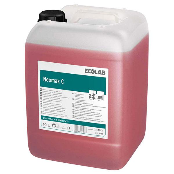 ECOLAB Neomax C Automatenreiniger 10 Liter