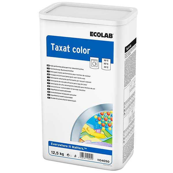 Ecolab Taxat Color