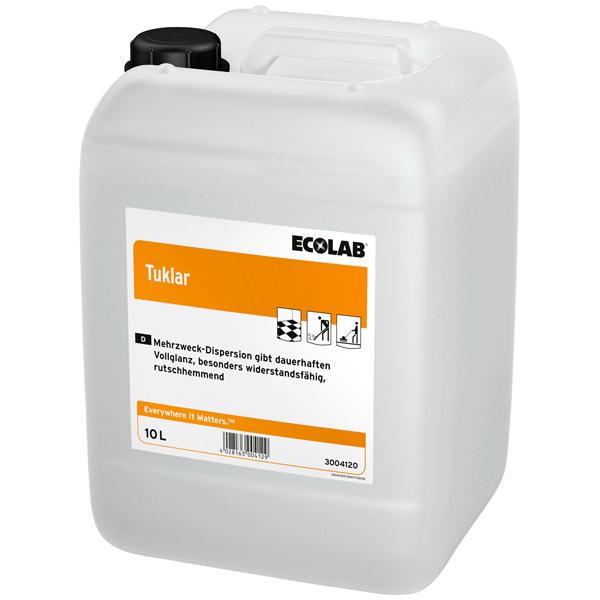 ECOLAB Tuklar Mehrzweck-Dispersion 10 Liter