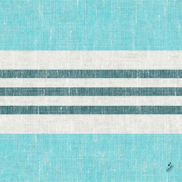 Duni Dunisoft-Servietten 40 x 40 cm raya-blue