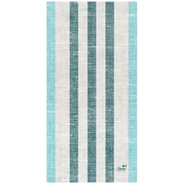 Duni Dunisoft Servietten 20 x 40 cm raya-blue online kaufen - Verwendung 1