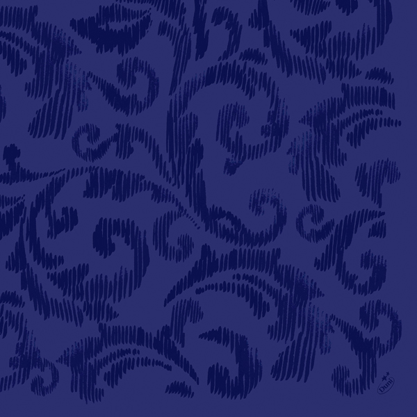 Duni Dunilin-Servietten 40 x 40 cm saphira-dunkelblau