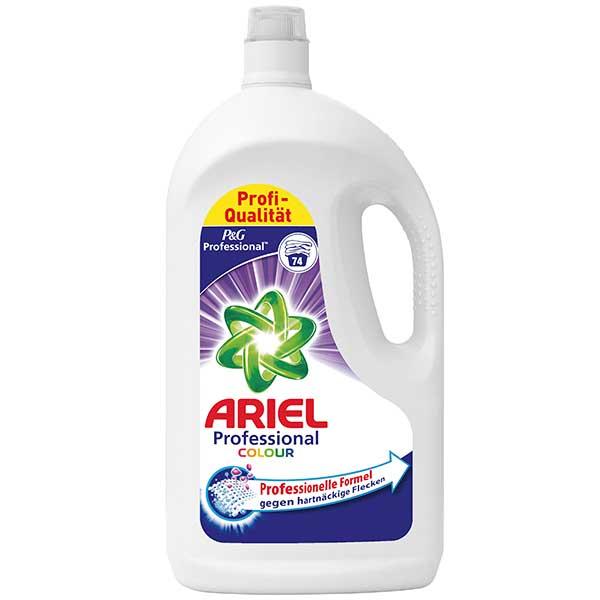 Ariel Professional 74 WL Color Flüssigvollwaschmittel 4,07 Liter