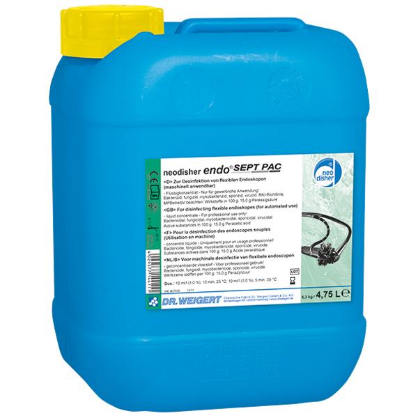 Dr.Weigert neodisher endo®SEPT PAC Desinfektionsmittel 9 Liter