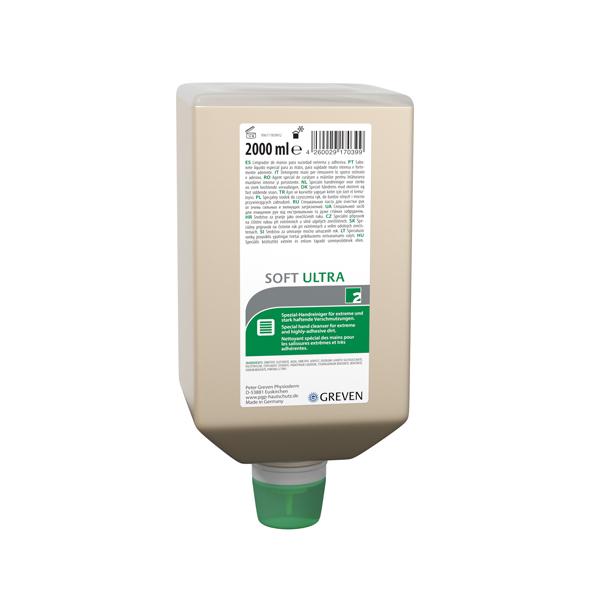 Greven Soft Ultra - Handreiniger 2 Liter
