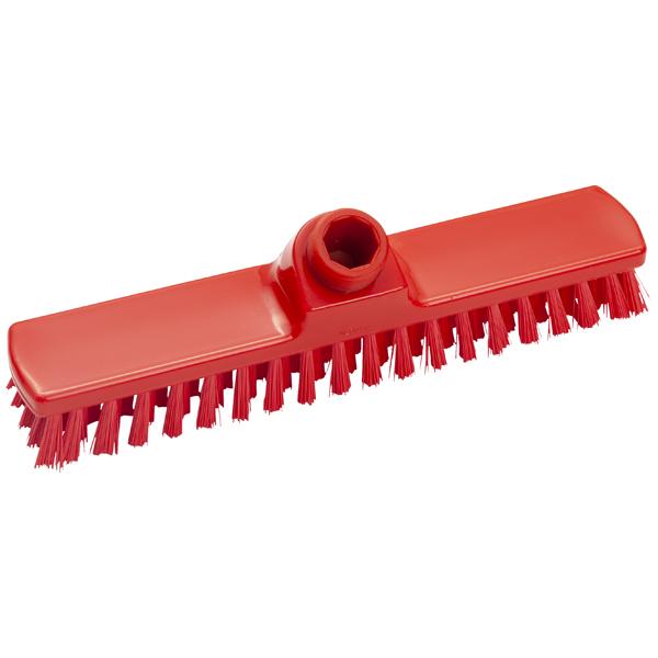 Haug Wischschrubber 28 cm rot