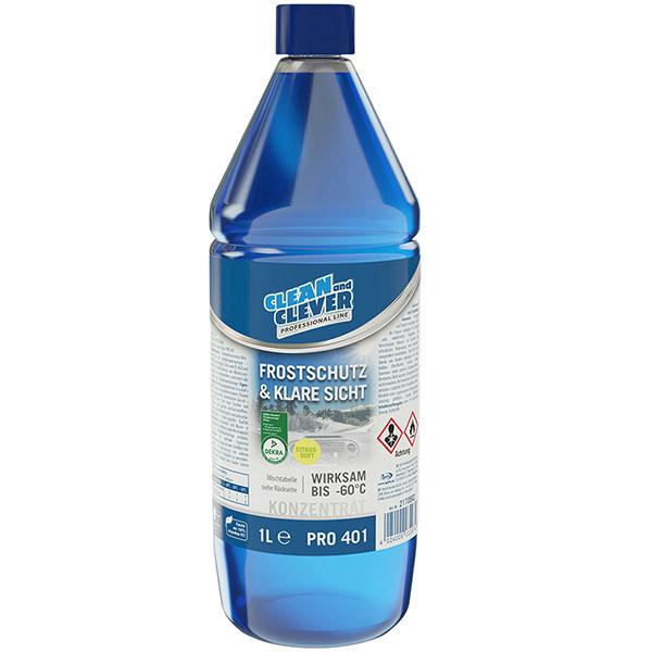 CLEAN and CLEVER PROFESSIONAL Frostschutz & Klare Sicht PRO 401