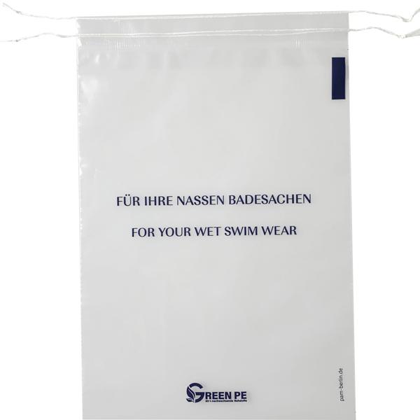 GreenPE-Wäschebeutel - mit Motiv