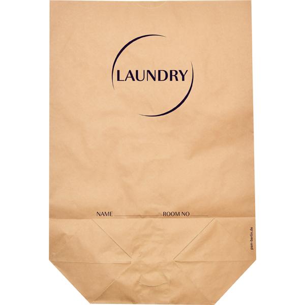 Papier-Wäschebeutel - mit Motiv