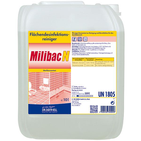 Dr.Schnell Milibac N 10 l