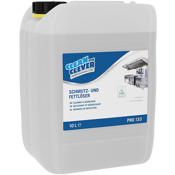 CLEAN and CLEVER PROFESSIONAL Schmutz- und Fettlöser PRO 133