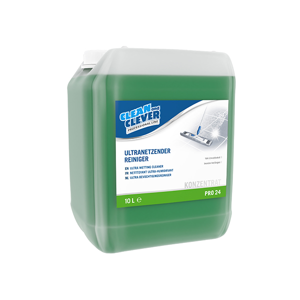 Ultranetzender Reiniger PRO 24