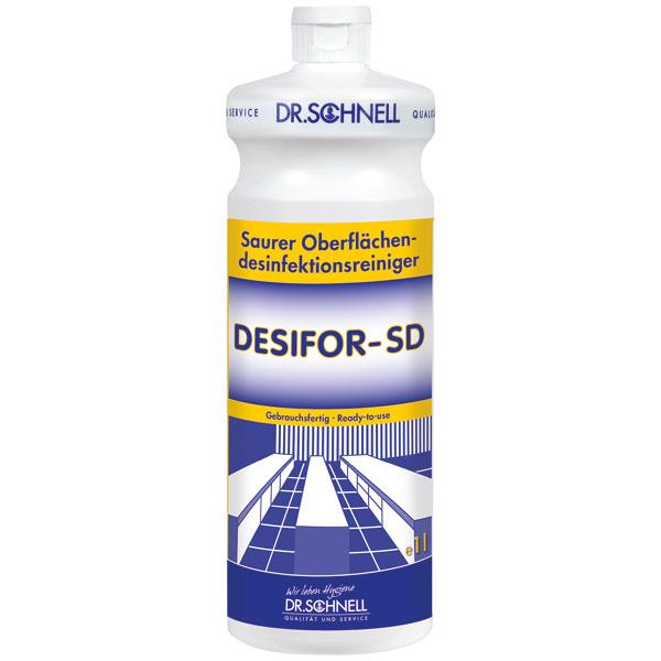 Dr.Schnell Desifor-SD Desinfektionsreiniger 1 Liter