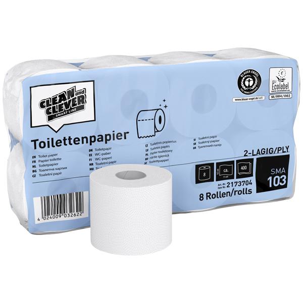 CLEAN and CLEVER SMART Toilettenpapier SMA 103