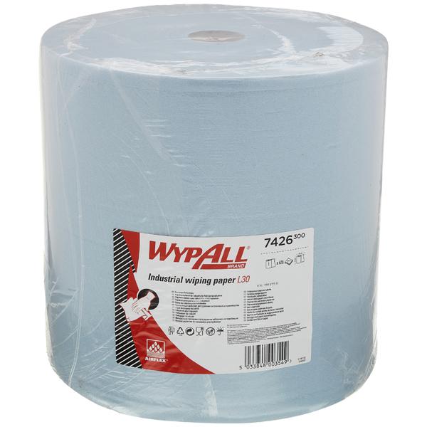 Wypall ® L30 Wischtücher - Großrolle
