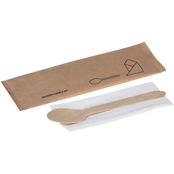 Holz-Besteckset 2/1 - naturesse®
