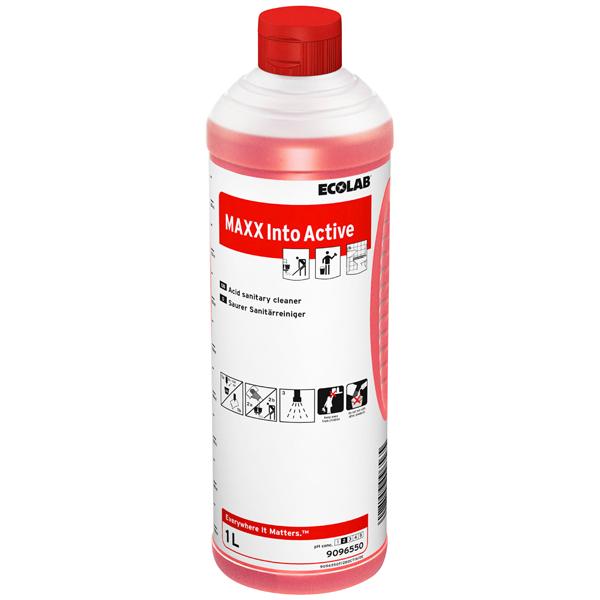 ECOLAB MAXX Into Active Santiärreiniger 1 Liter online kaufen - Verwendung 1