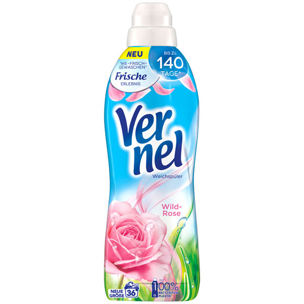 Vernel Wild-Rose 900ml