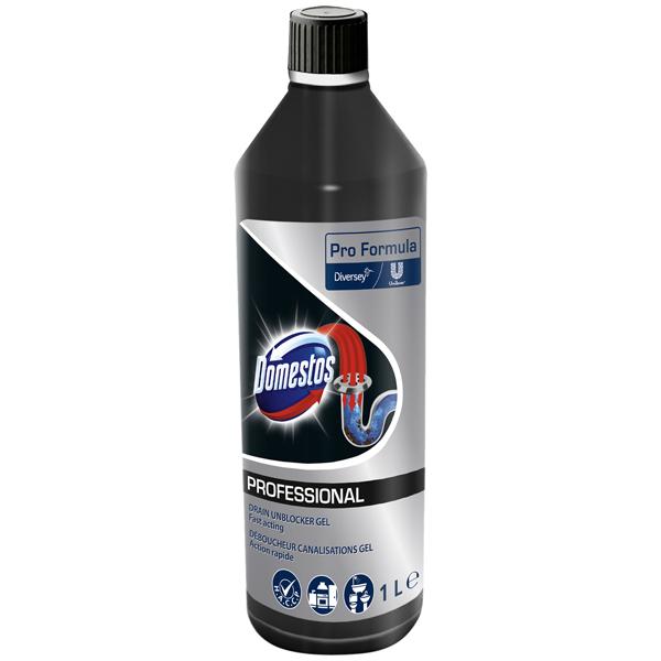 Domestos Professional Abflussreiniger 1 Liter