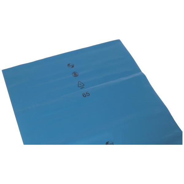 DEISS Abfallsack blau 120 Liter