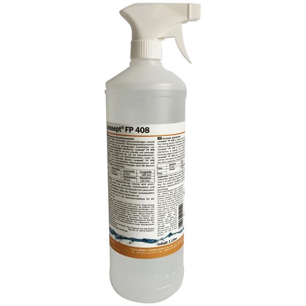 Lerasept® FP408 Flächendesinfektionsmittel 12 x 1 Liter