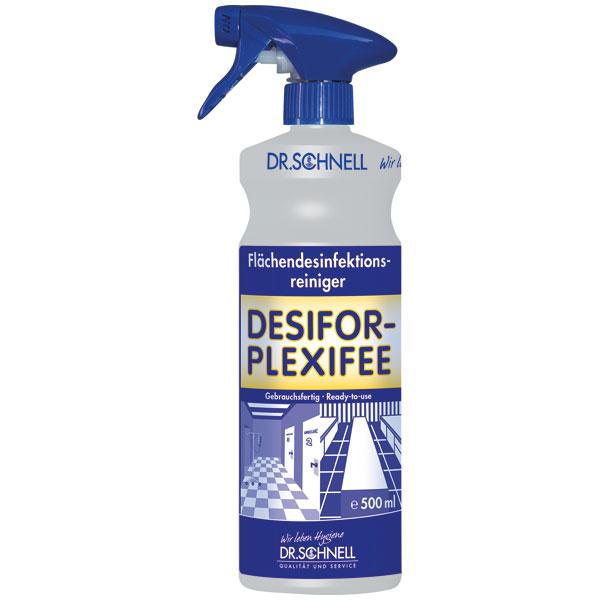 Dr.Schnell Desifor-Plexifee Flächendesinfektion 500 ml online kaufen - Verwendung 1