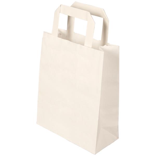 Papier - Tragetaschen 250 Stück