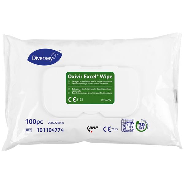 Diversey Oxivir® Excel Wipe